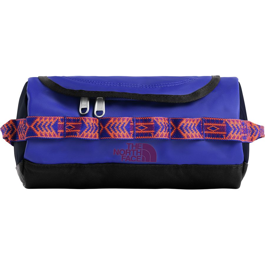 019b84ba36 The North Face - Base Camp 3.5-7.5L Travel Canister - Aztec Blue