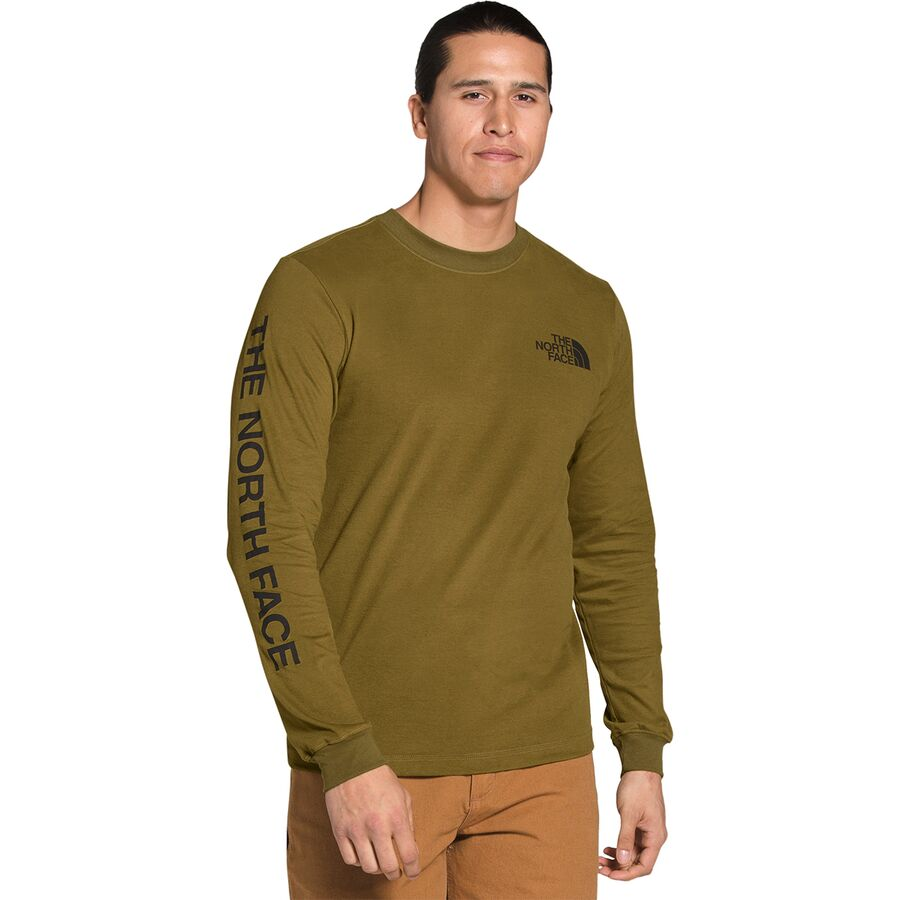 The North Face Sleeve Hit Long-Sleeve T-Shirt - Mens