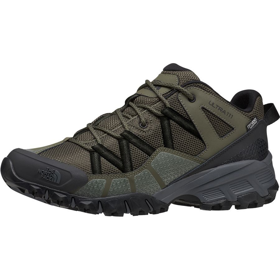 The North Face Ultra 111 Waterproof Trail Running Shoe