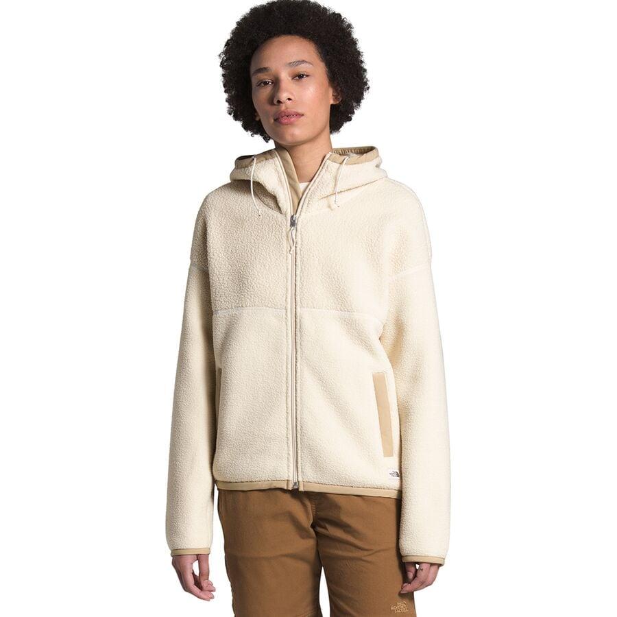 The North Face Cragmont Fleece Full Zip Hoodie Women S Backcountry Com