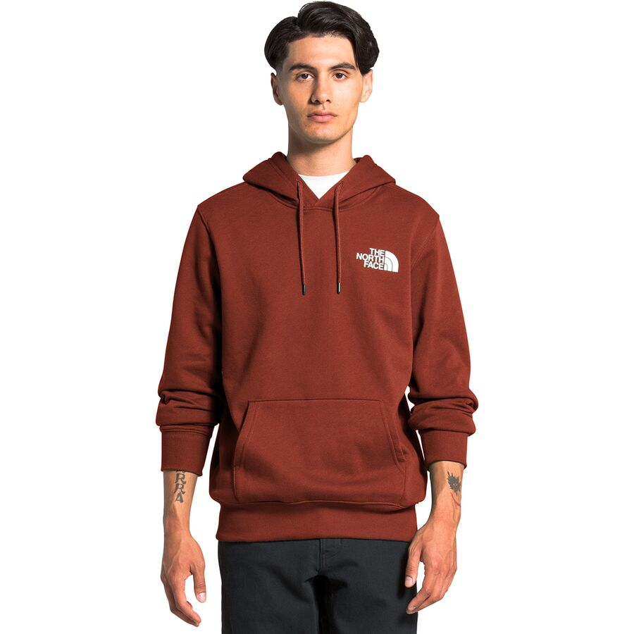 The North Face Box Nse Pullover Hoodie Men S Backcountry Com