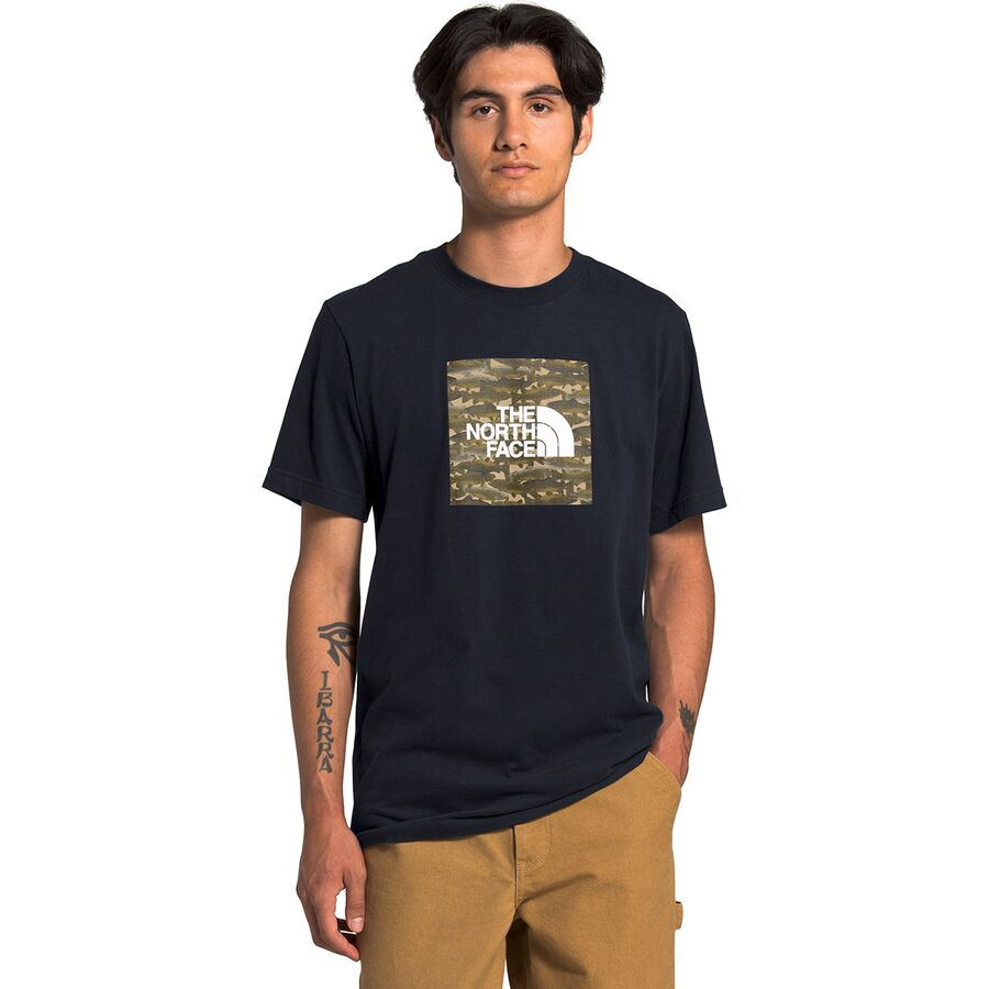 The North Face Boxed In Short-Sleeve T-Shirt - Mens
