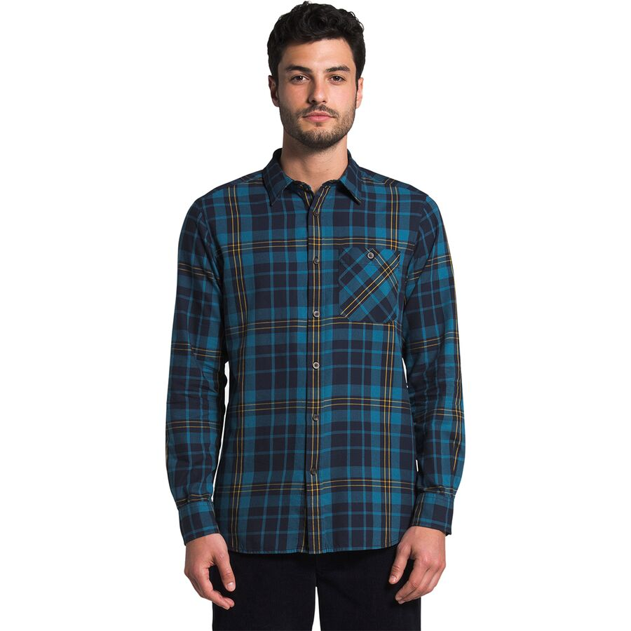 The North Face Hayden Pass 2.0 Long-Sleeve Shirt - Mens