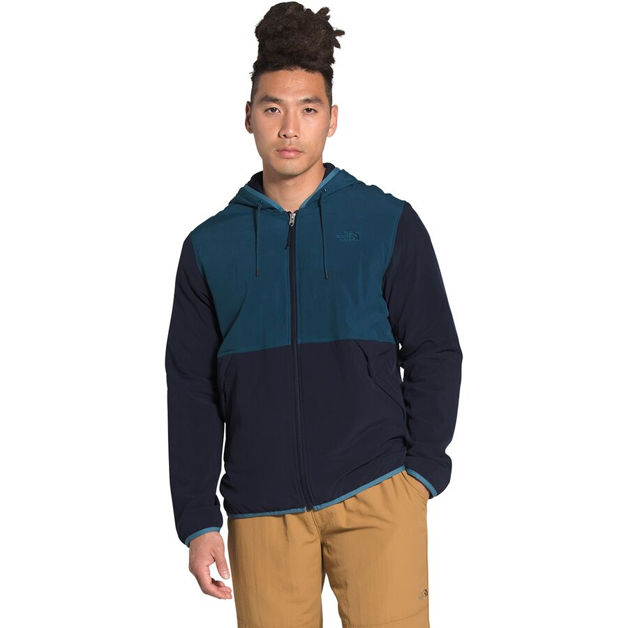 Deals on The North Face Mountain Sweatshirt Full-Zip Mens Hoodie