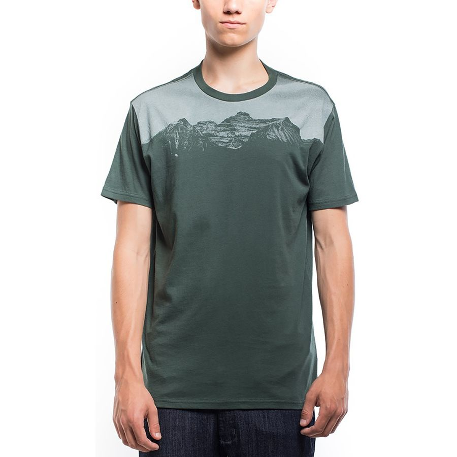 Tentree Merrow Short-Sleeve T-Shirt - Mens