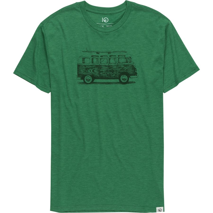 Tentree Vanlife T-Shirt - Short-Sleeve - Mens