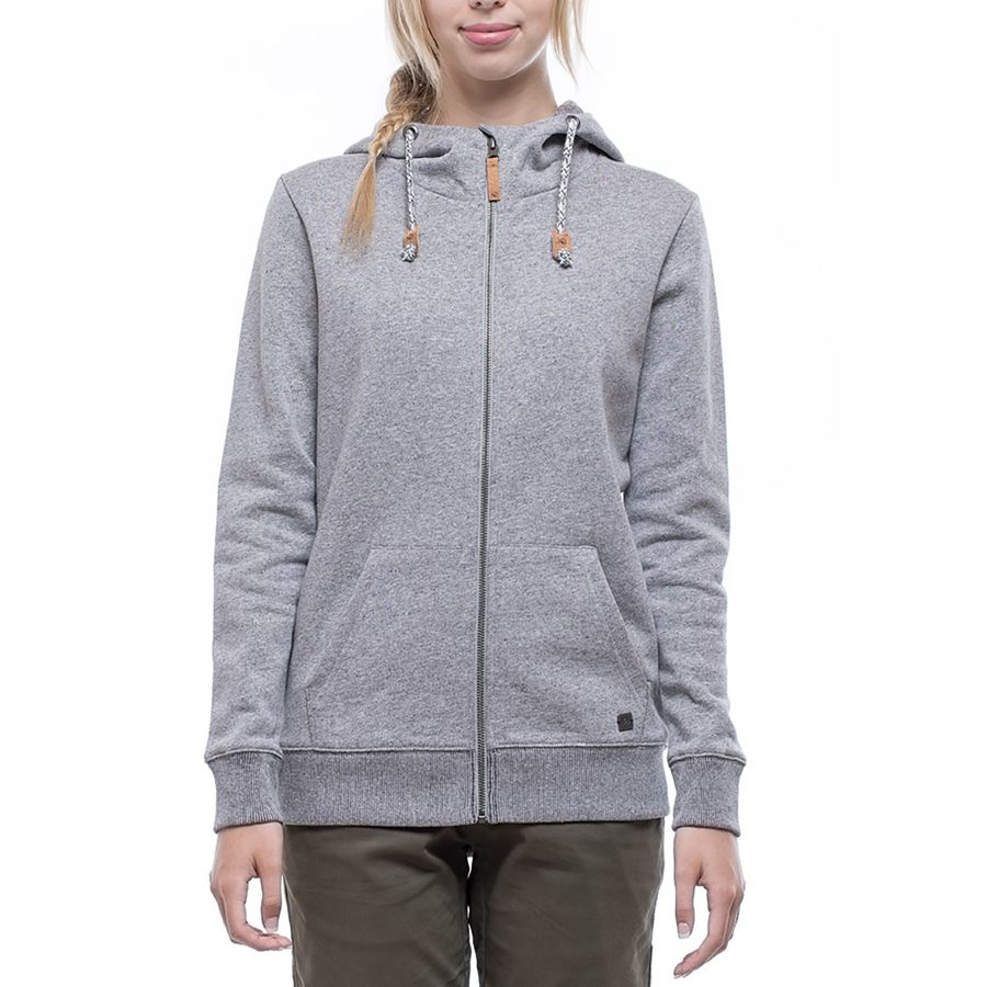 Tentree Conta Full-Zip Hoodie - Womens