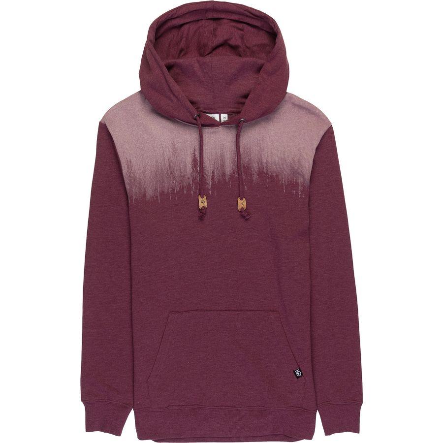 Tentree Foggy Juniper Pullover Hoodie - Mens