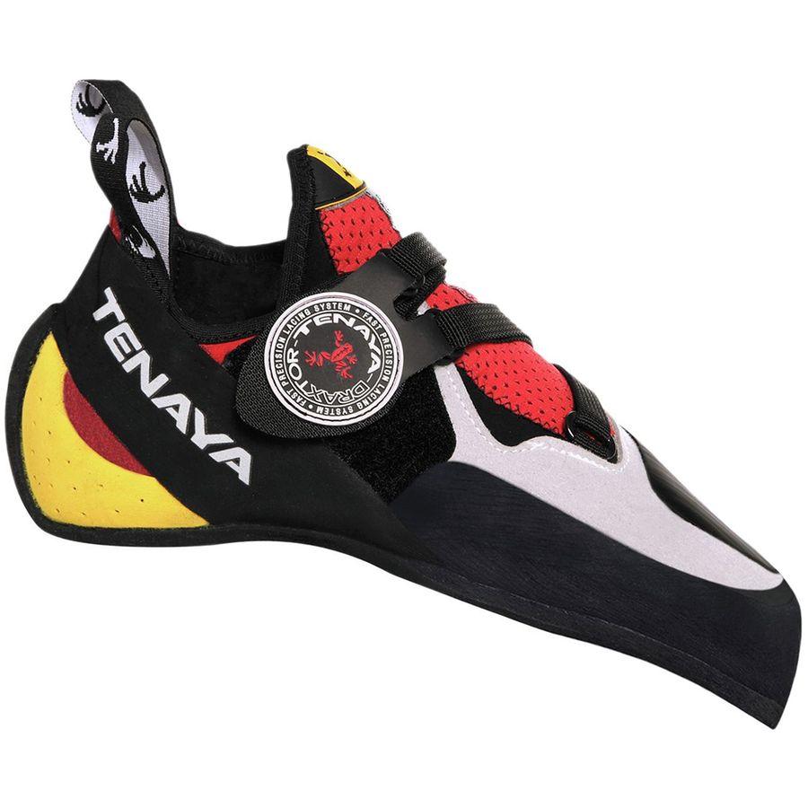 a3c8788f785 Tenaya - Iati Climbing Shoe - White Red