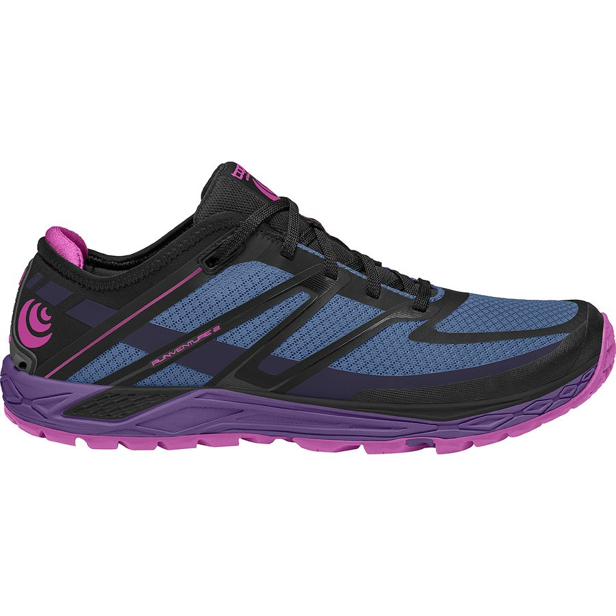 325438dbb0a8 Topo Athletic - Runventure 2 Trail Running Shoe - Women s - Stone Plum