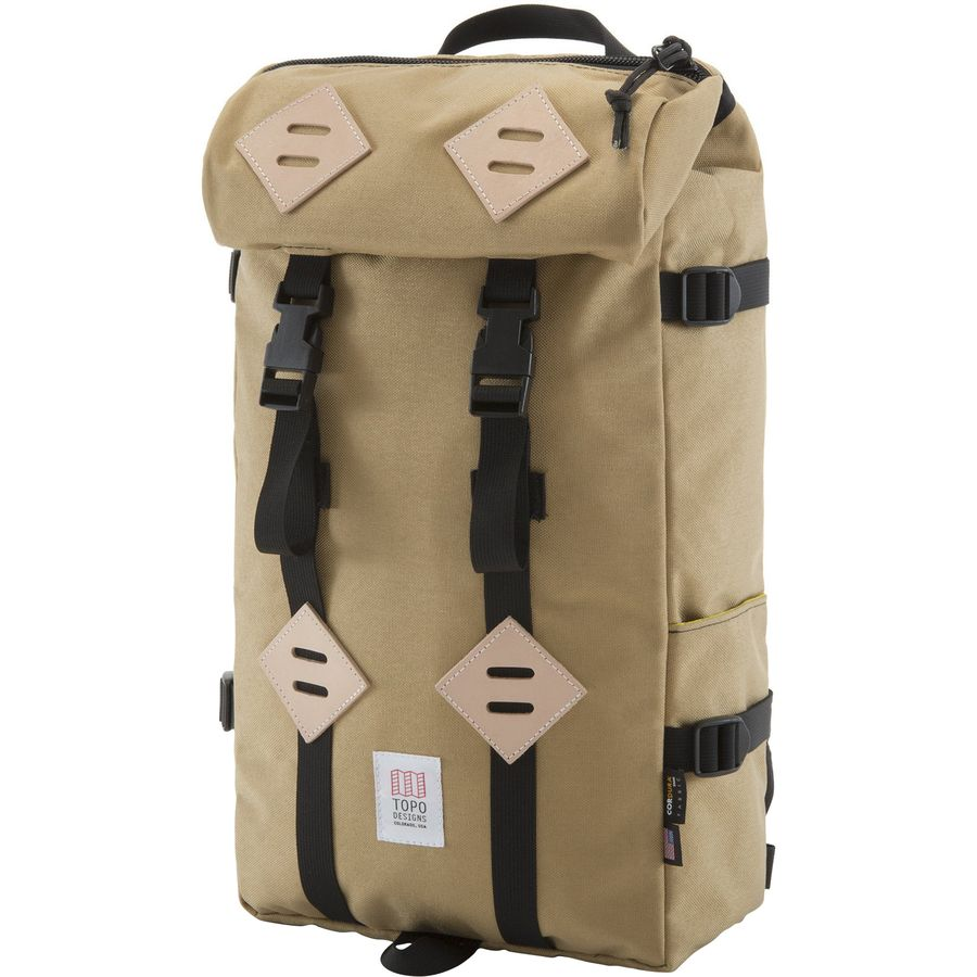 Topo Designs Klettersack 25L Backpack (Multiple colors)