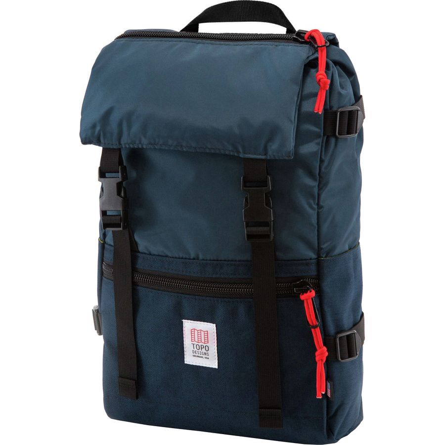5484d9bb5d Topo Designs - Rover 16L Backpack - Navy