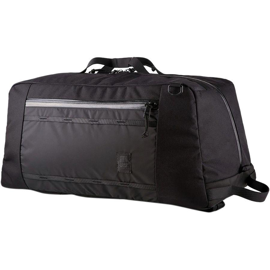 3238c07267 Topo Designs - 60L Mountain Duffel - Black