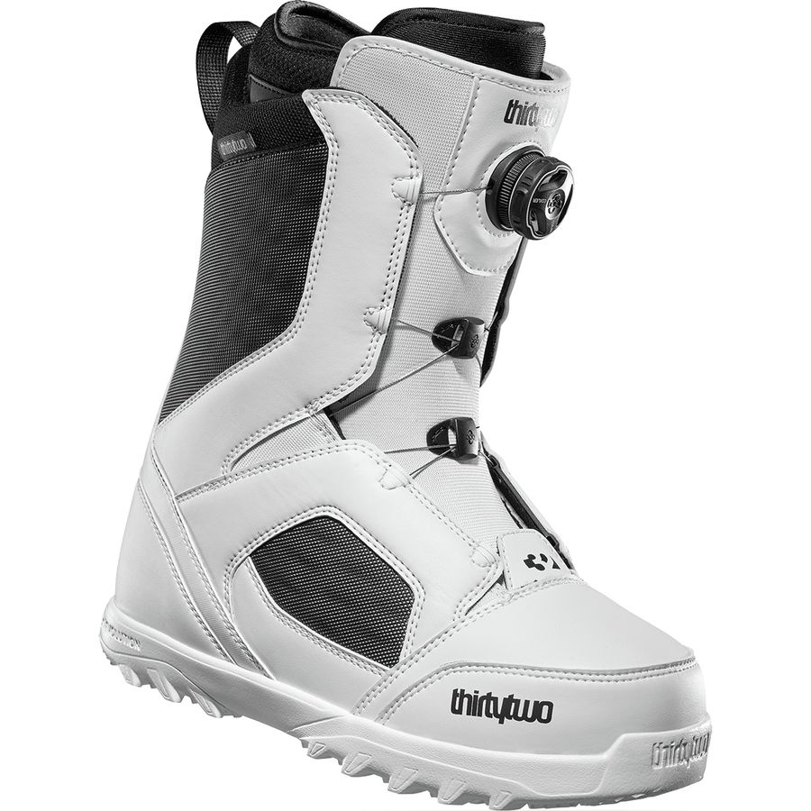 ThirtyTwo - STW Boa Snowboard Boot - Men s - White ba0f6c074