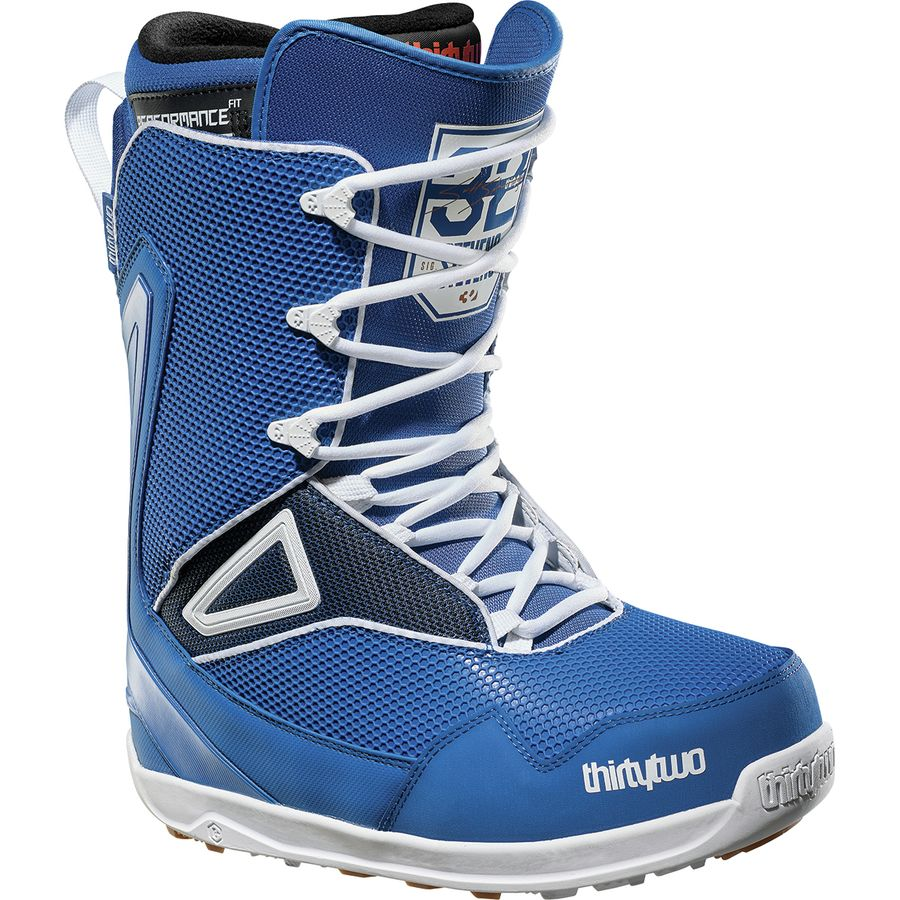 ThirtyTwo - TM-Two Stevens Snowboard Boot - Men s - Blue White Gum 3853e30f4