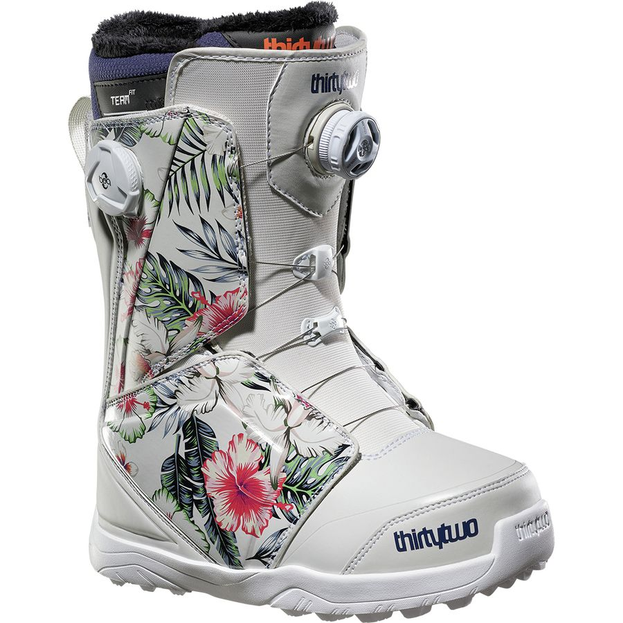 d3188d46af0 ThirtyTwo - Lashed Double Boa Snowboard Boot - Women s - Floral