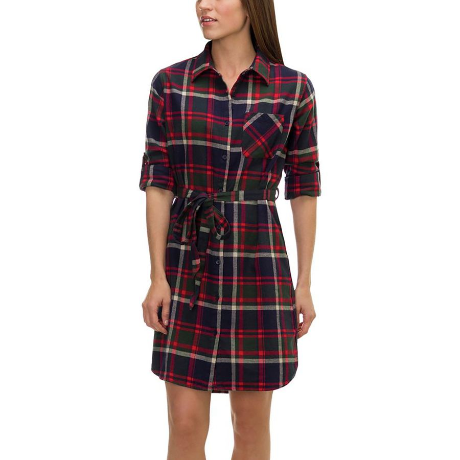 United by Blue Murray Plaid Dress - Womens