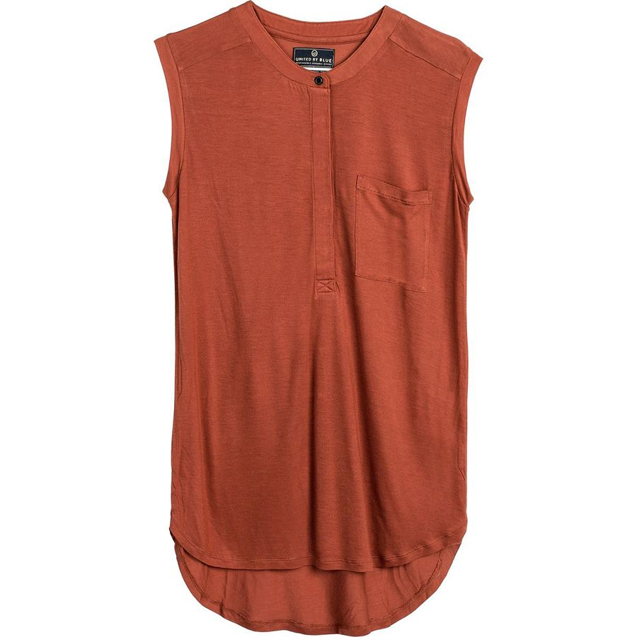 United by Blue Avalon Tank Top - Womens
