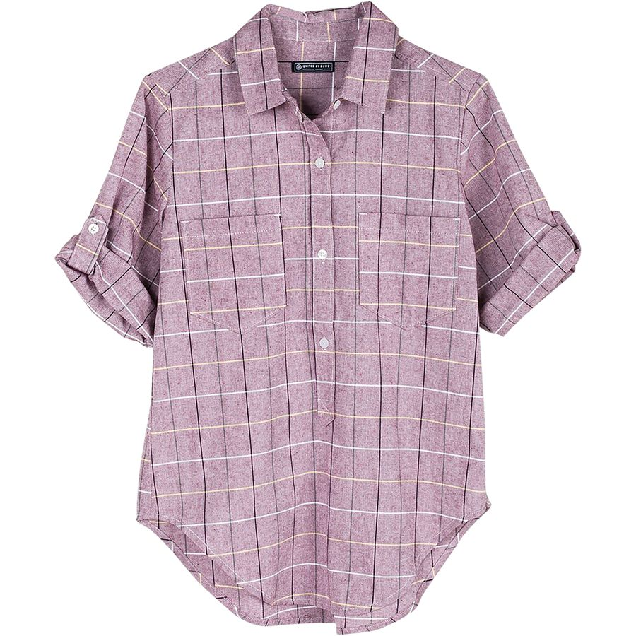United by Blue Foster Popover Shirt - Womens