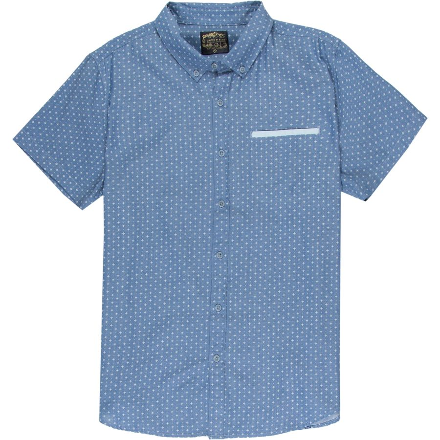 United by Blue Wenlock Chambray Shirt - Short-Sleeve - Mens
