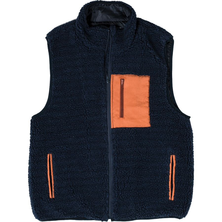 United by Blue Remus Fleece Vest - Mens