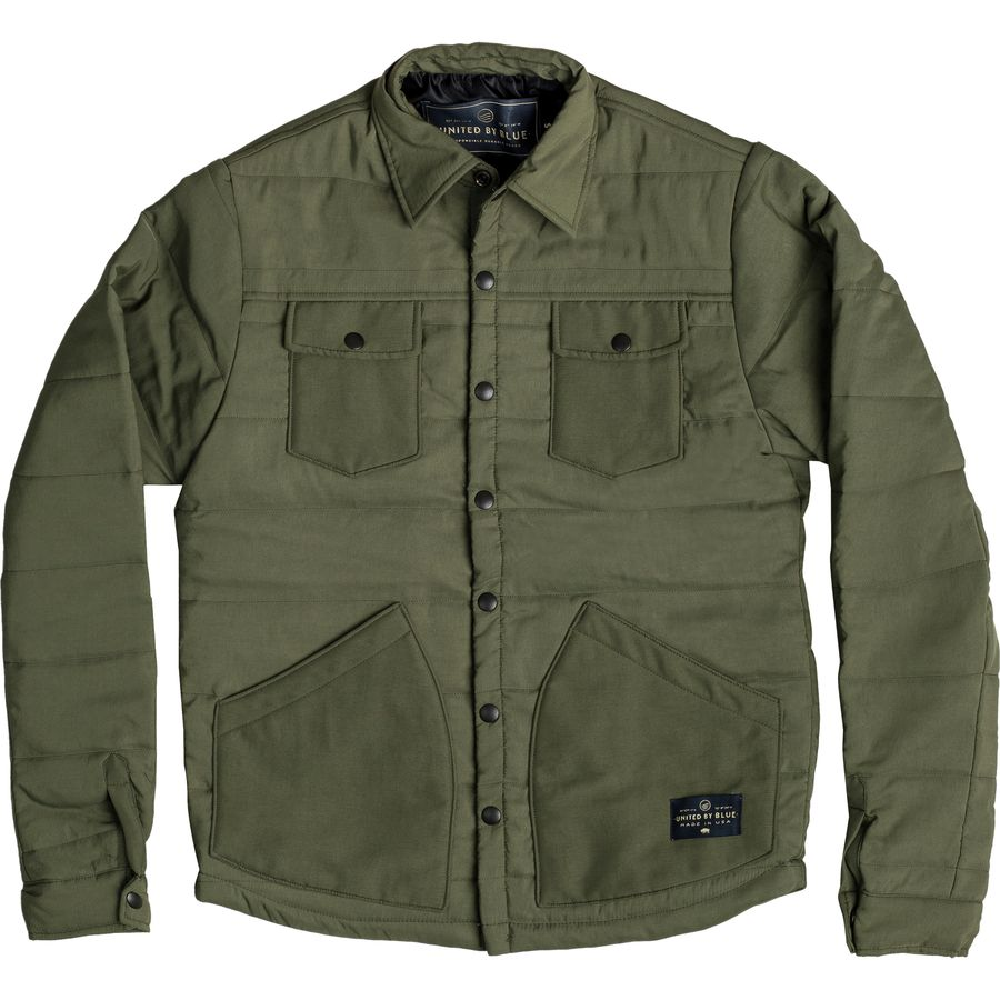 United by Blue Bison Snap Jacket - Mens
