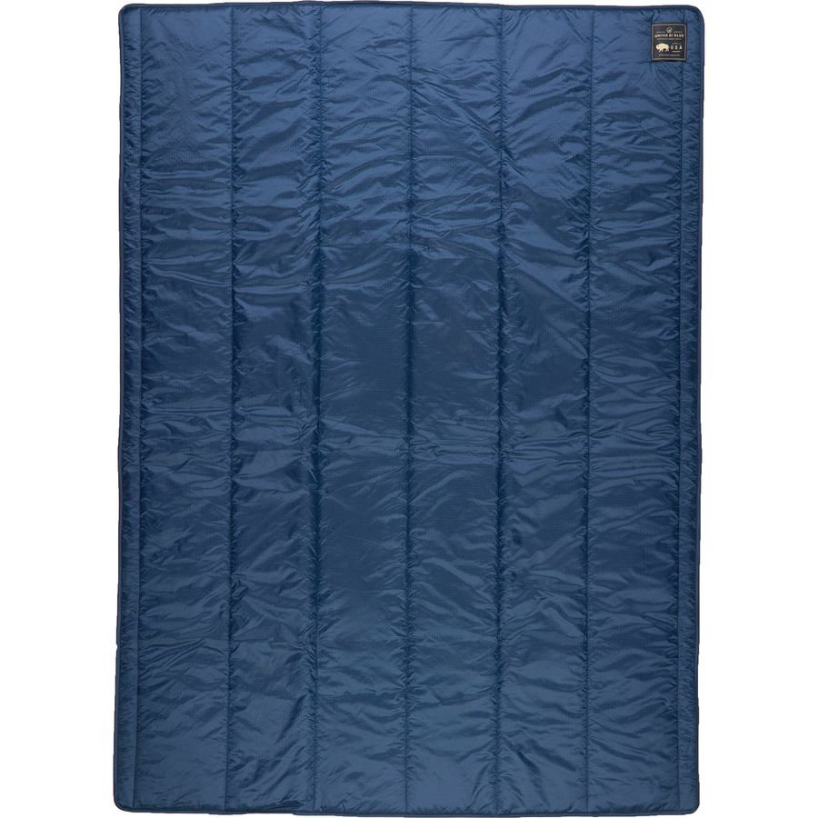 United By Blue Bison Quilted Throw Blanket Backcountry Com