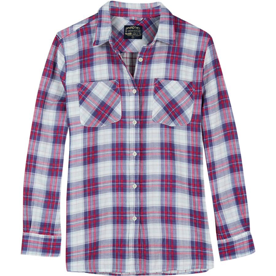 United by Blue Stargrass Relaxed Plaid Shirt - Womens