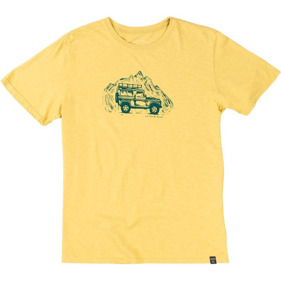 United by Blue Adventure Mobile T-Shirt - Mens