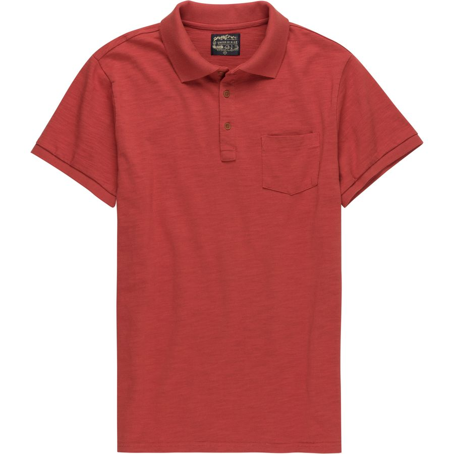 United by Blue Hudson Polo Shirt - Mens