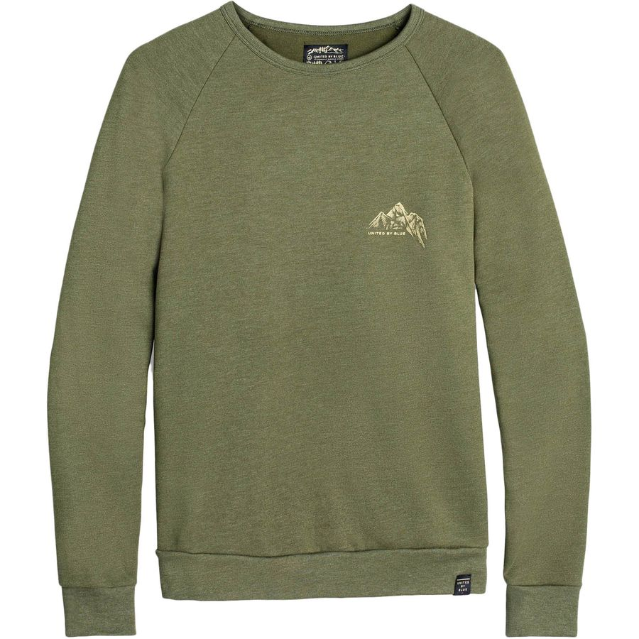 United by Blue Adventure Mobile Pullover Sweatshirt - Mens