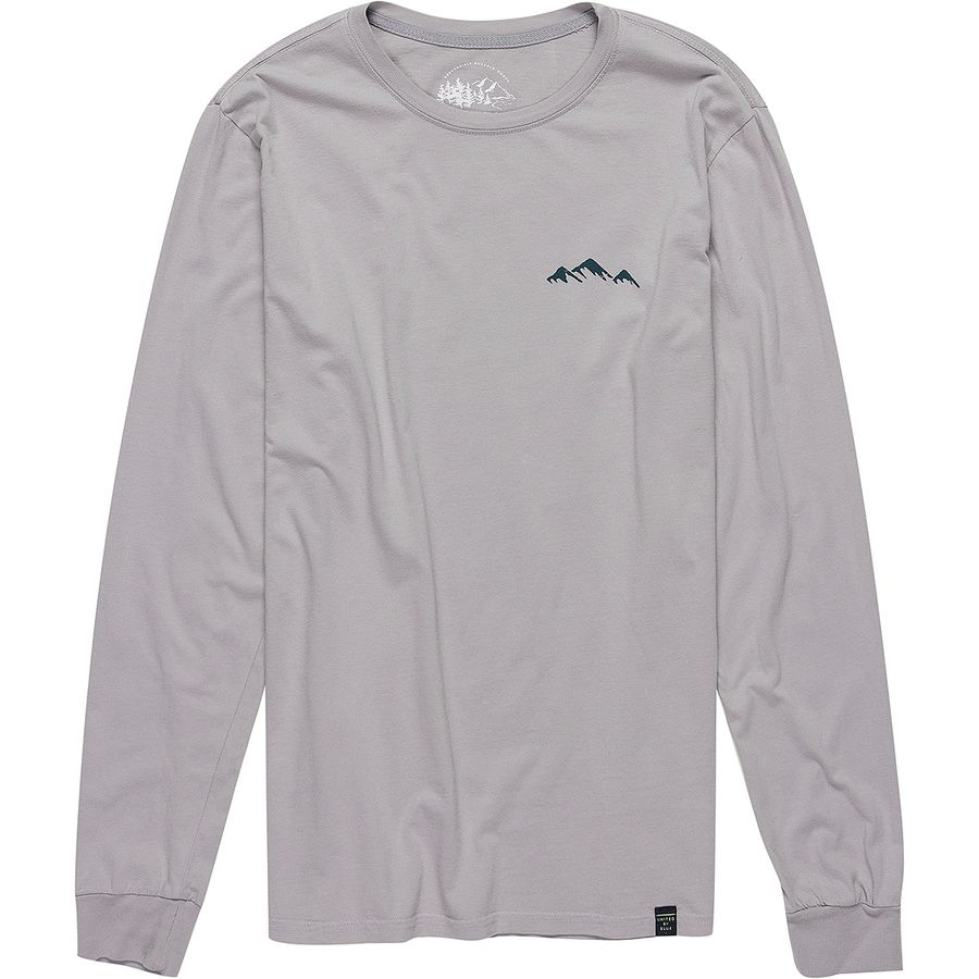 United by Blue Mountain Bison Long-Sleeve T-Shirt - Mens