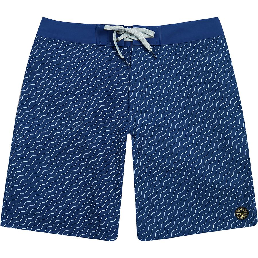 United by Blue Stillwater Board Short - Mens