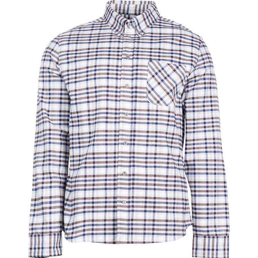 78e928bd9c7 United by Blue Pitchstone Plaid Button Down Shirt - Men's