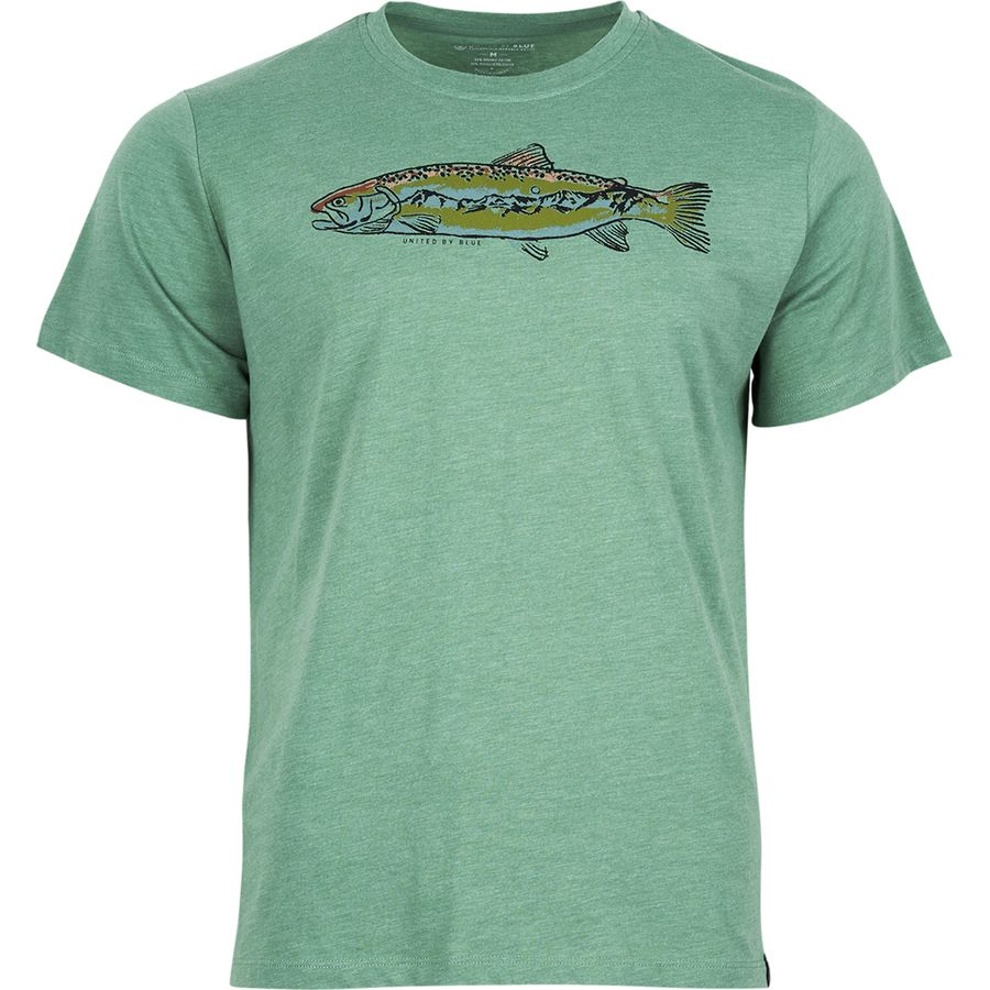 8556447847 United by Blue Scale New Heights T-Shirt - Men's | Backcountry.com
