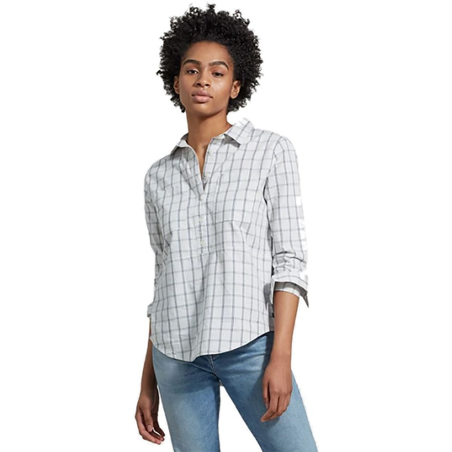 United by Blue Natural Popover Top - Womens