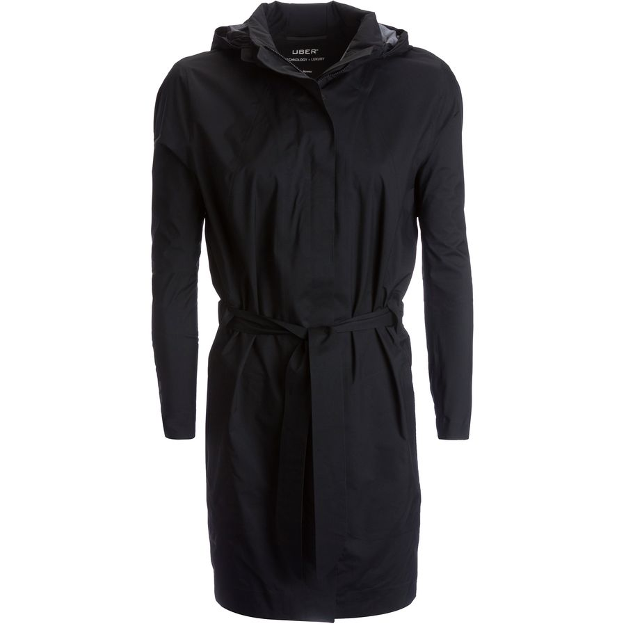 UBER Elipse Coat - Womens
