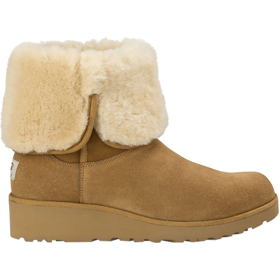 uggs with wedge heel