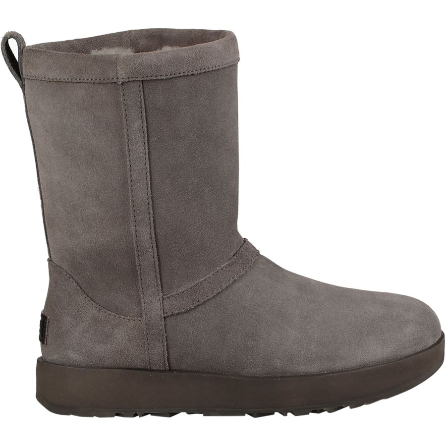 UGG - Classic Short Waterproof Arctic Grip Boot - Women's - Metal
