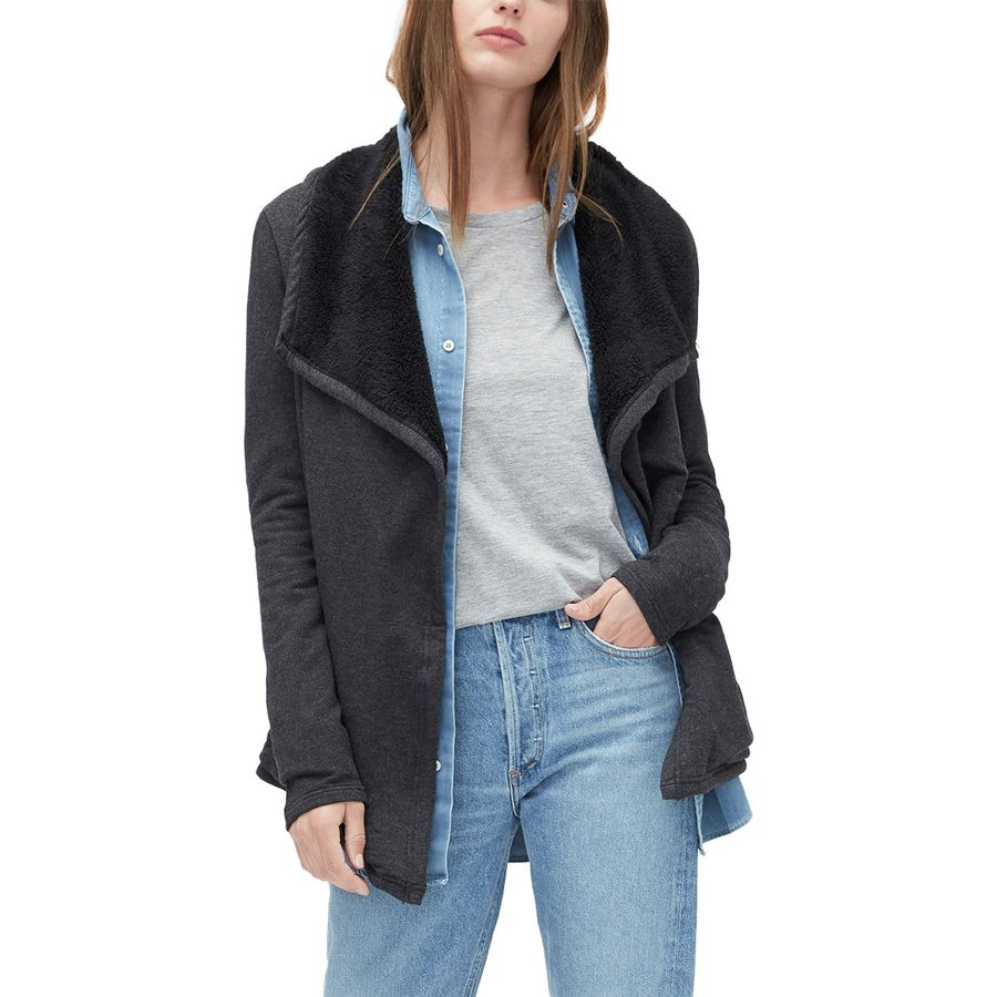 UGG Sherpa Lined Shawl Cardigan - Women's | Backcountry.com
