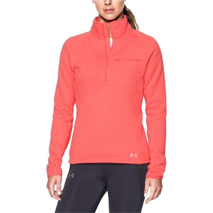 Under Armour Wintersweet 1/2-Zip Fleece Pullover Women