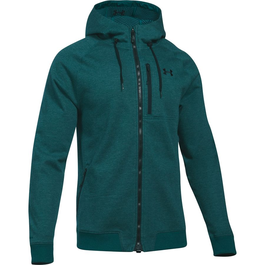 Under Armour Coldgear Infrared Dobson Hooded Softshell Jacket - Mens