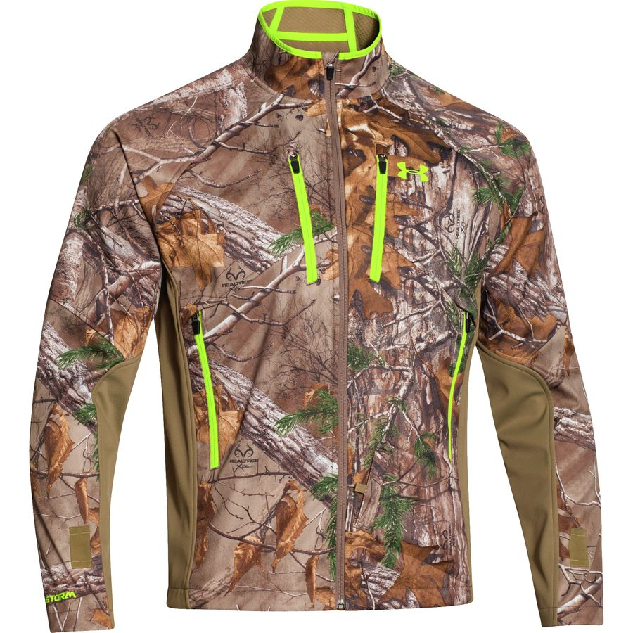 Under Armour Coldgear Infrared Scent Control Softshell