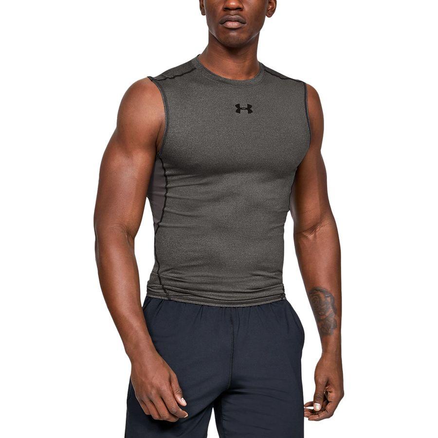 Confiar Centralizar a lo largo  Under Armour HeatGear Armour Shirt - Sleeveless - Men's   Backcountry.com