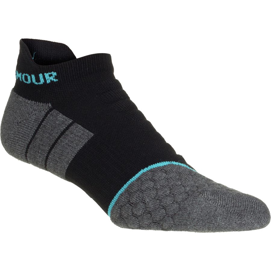 Under Armour Allseason Cool No Show Tab Sock - Mens