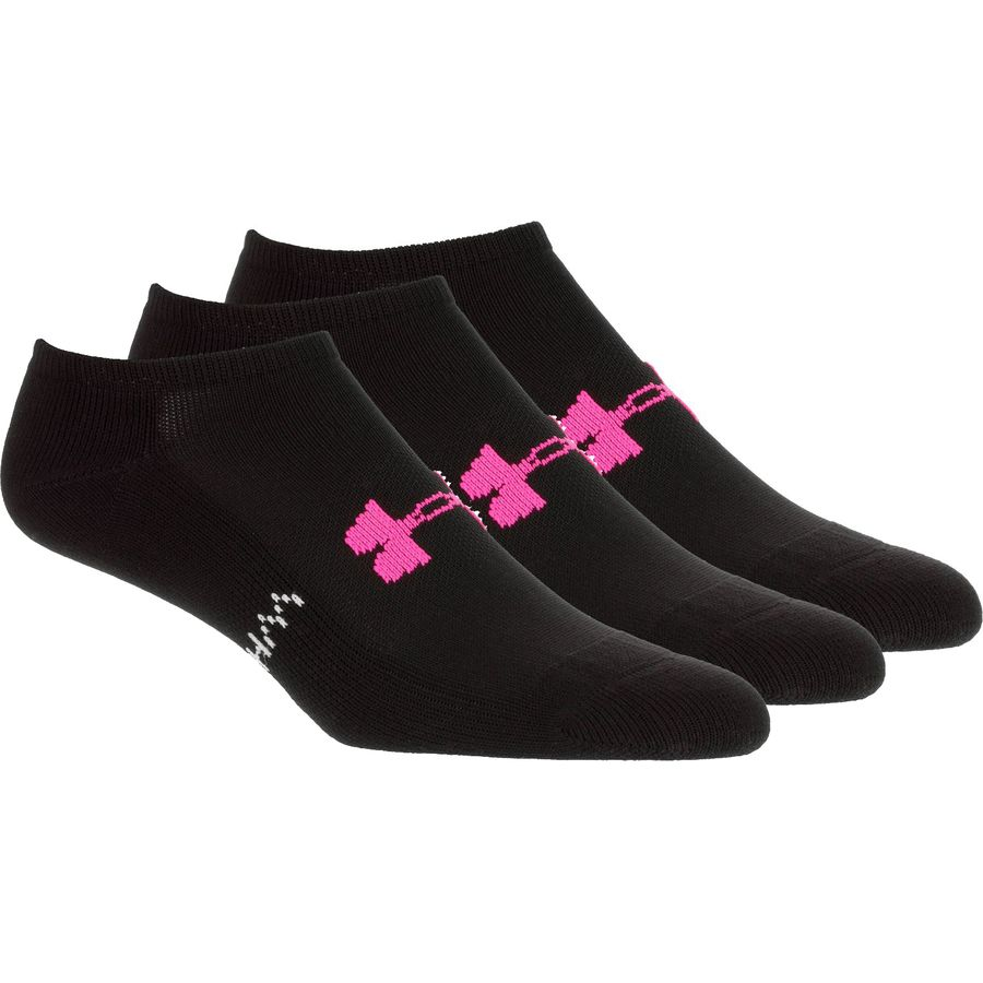 Under Armour Athletic Solo Sock - 3-Pack - Womens