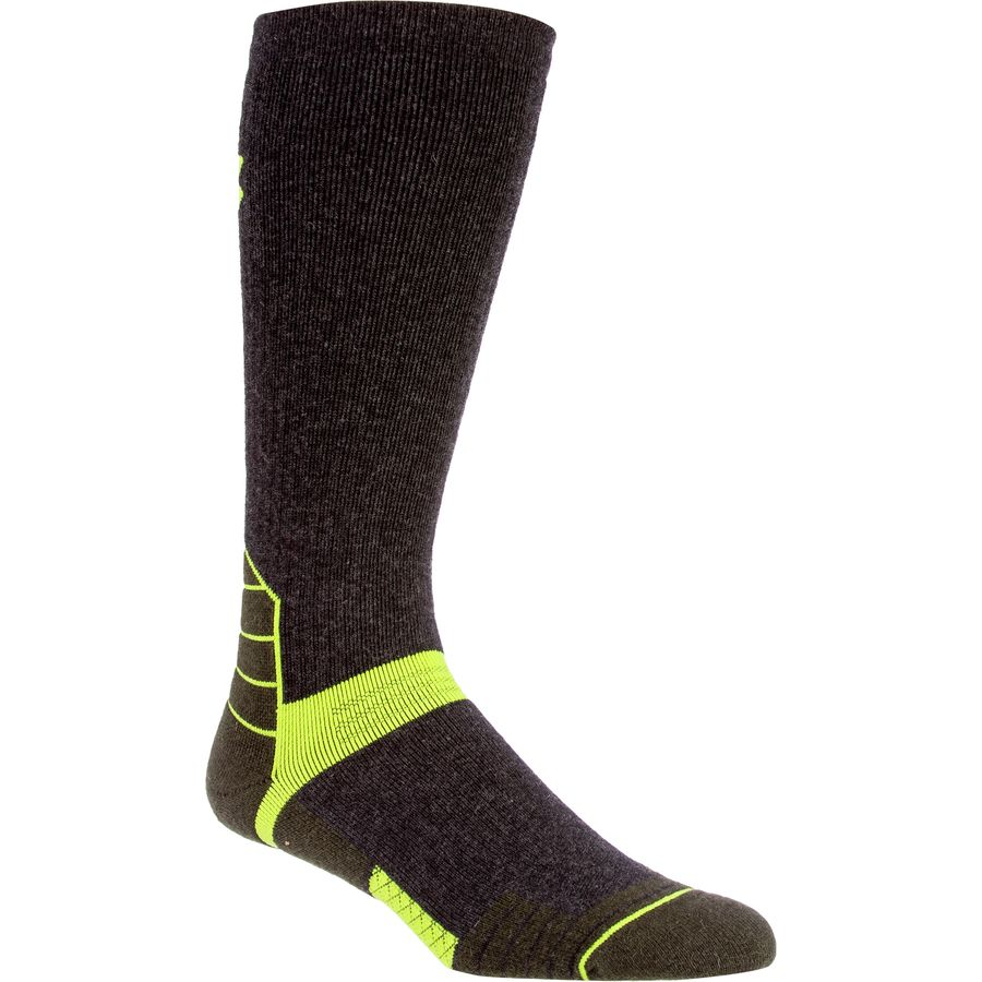 Under Armour Scent Control Boot Sock - Mens