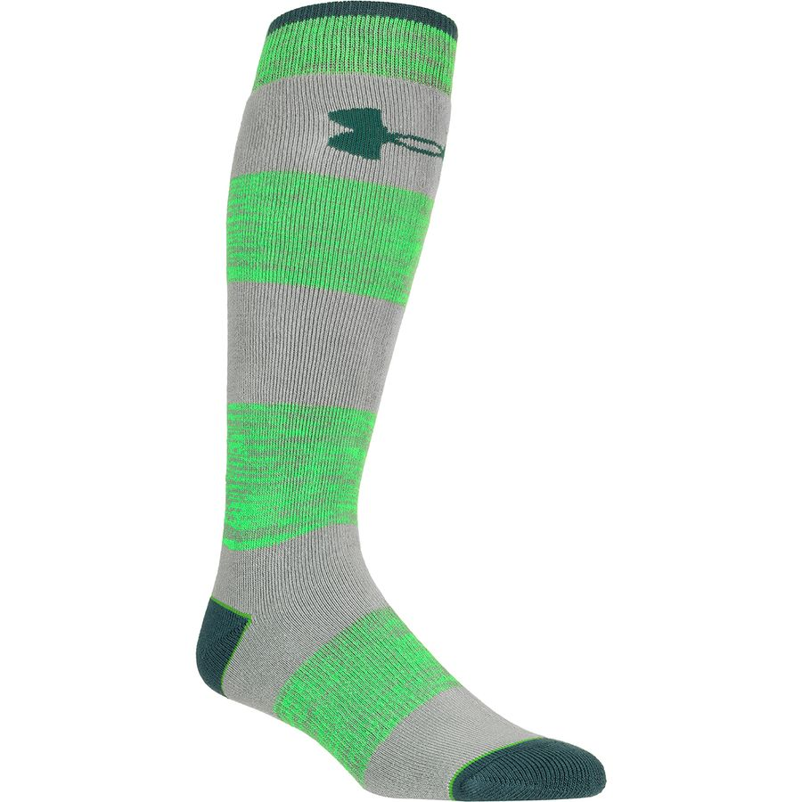 Under Armour Mountain Twist Over-The-Calf Sock - Mens