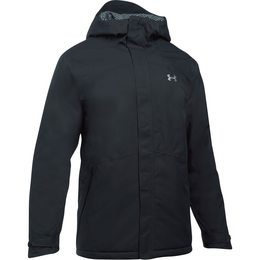 Under Armour Coldgear Infrared Powerline Hooded Insulated