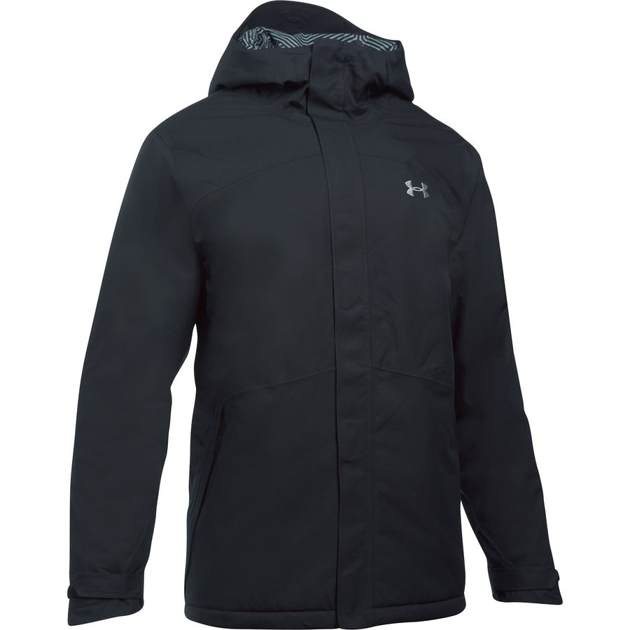 under armour coldgear infrared powerline insulated jacket men 39 s. Black Bedroom Furniture Sets. Home Design Ideas